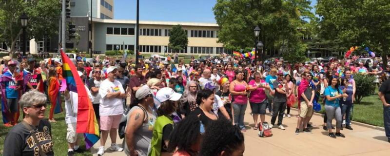 Wichita Pride Parade
