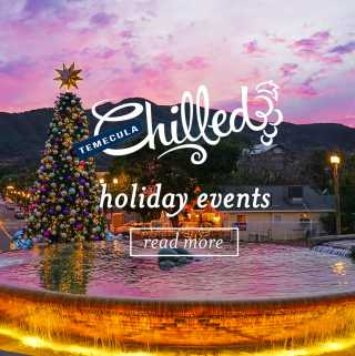 Temecula Chilled Holiday Events