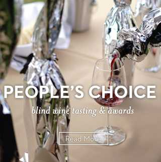 People's Choice Blind Tasting & Awards