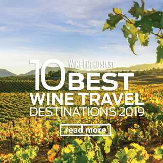 Wine Enthusiast 10 Best Wine Travel Destinations 2019