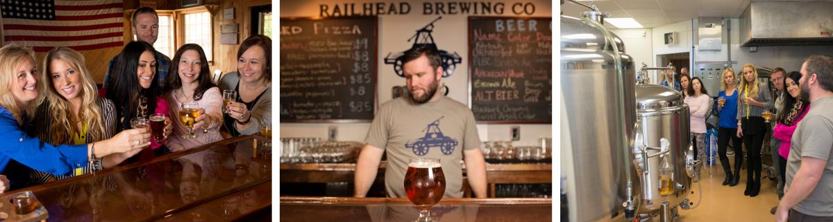 Railhead Brewing Company