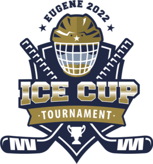 2022 Ice Cup Tournament Logo
