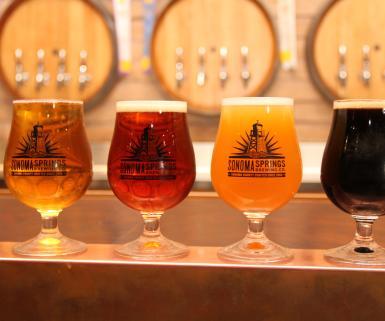 Sonoma Springs Beer