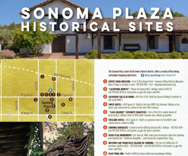 Historical Sites Map