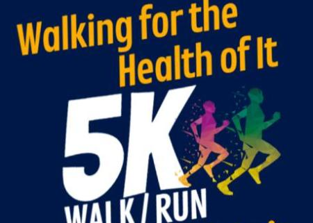 Walking for the Health of It