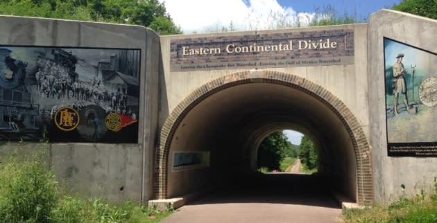 Eastern Continental Divide - BLOG