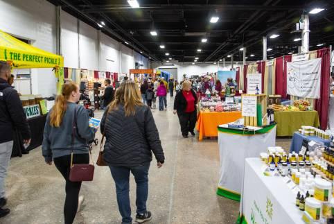 January 2020 Pet Expo at the Greater Philadelphia Expo Center in Oaks