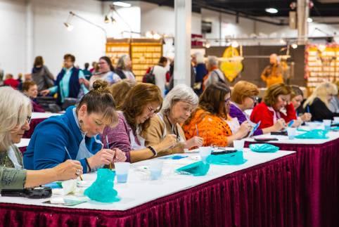 November 2019 Sugarloaf Craft Festival at the Greater Philadelphia Expo Center