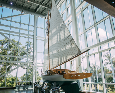 Nydia - Maritime Museum