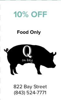 Q on Bay Coupon