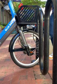 Blue Bike SC Ride