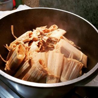 Mexico Lindo Abuela's Tamales