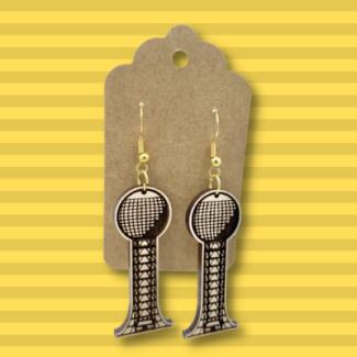 SoKno Woodworking Earrings