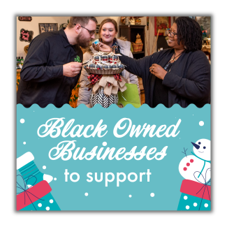 Black Owned Businesses Gift Guide