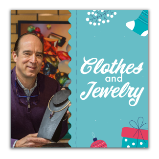 Clothes and Jewelry Gift Guide