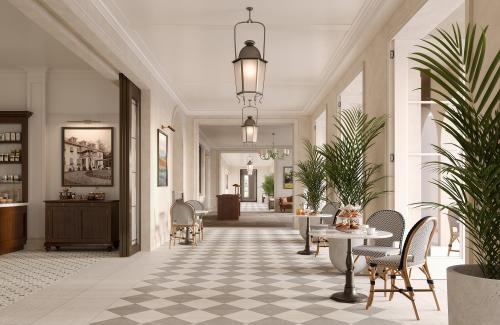 Keswick Hotel Hall