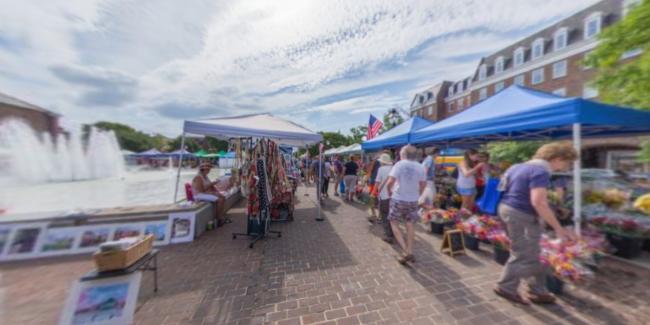Farmers Market 360