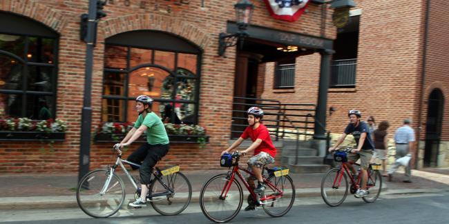 Biking in Alexandria | Maps for Bike Trails, Bikeshare Stations