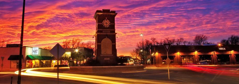 Delano District in Wichita
