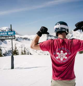 Alta-holics Shirt at Alta Ski Area