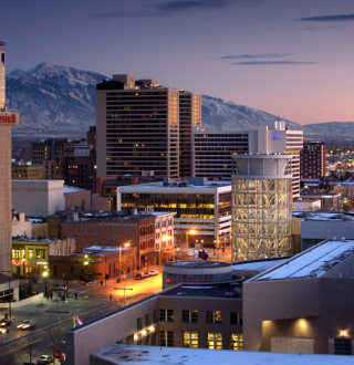 Downtown Salt Lake