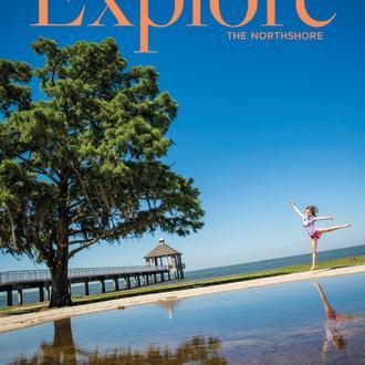 Explore the Northshore Visitor Guide, Edition 5, Cover