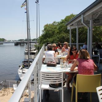 Madisonville Restaurants - Friends Coastal Restaurant