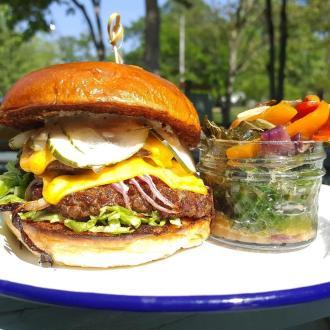 Hambone burger, Tammany Taste
