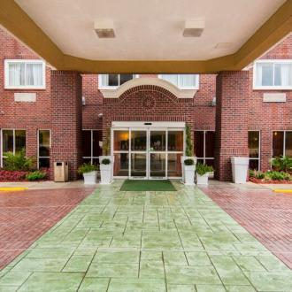 Slidell Hotels - Hotel Portico