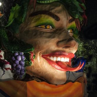 Mardi Gras Krewe of Eve in Mandeville Night