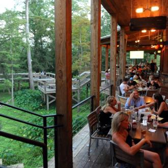 The Chimes Restaurant in Covington