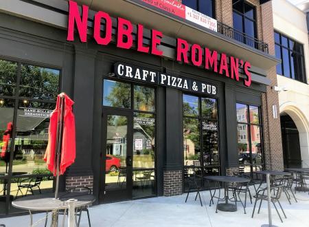 Noble Roman's Craft Pizza & Pub in Brownsburg