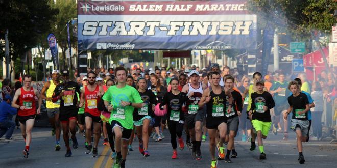 Salem Half Marathon