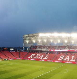 Galaxy Real stadium