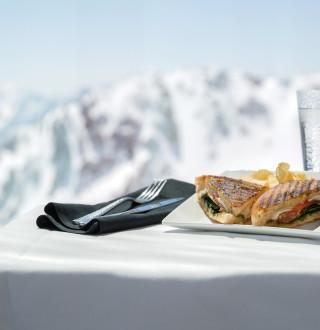 Food at The Summit at Snowbird