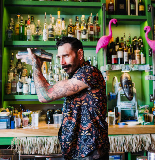 Bartender at Water Witch
