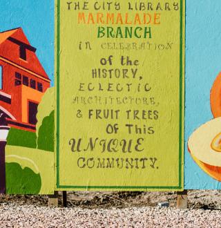 Marmalade District