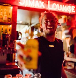 Bartender at The Garage on Beck