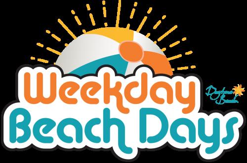 Weekday Beach Days Logo