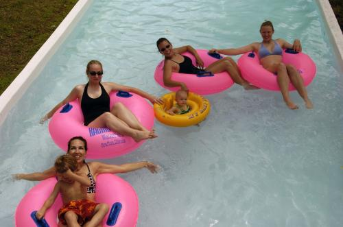 Lazy River at Raging Rivers