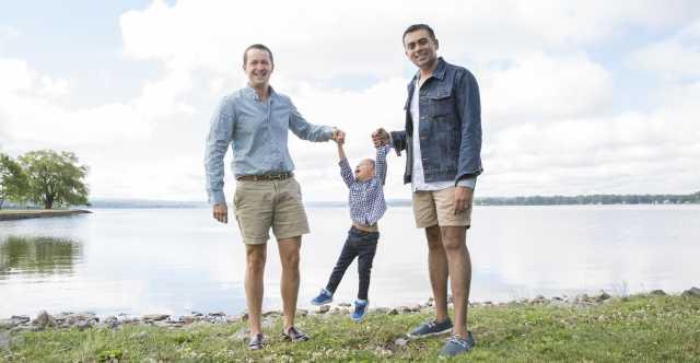 Family Fun at Emerson Park on Owasco Lake