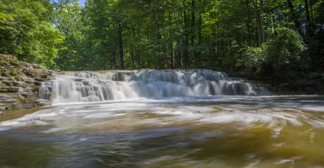 Great Gully - Waterfalls of Cayuga County