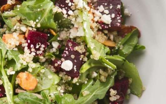 Gluten Free Salad From The Mixx Overland Park