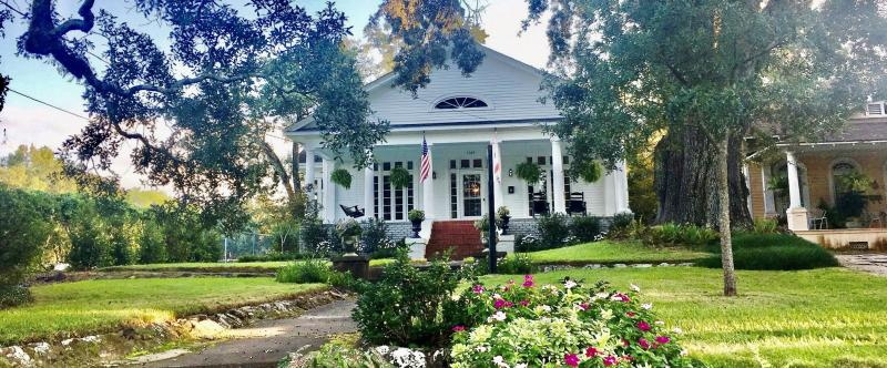 House On Old Dauphin Way Historic District In Mobile, AL
