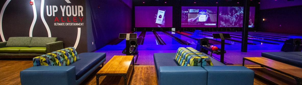 Up Your Alley Bowling Alley