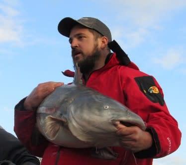 Justin All American Cat Fishing