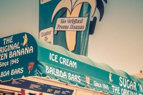 Balboa at Newport Beach