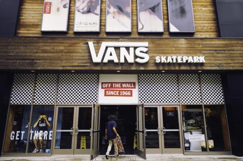Vans Skatepark