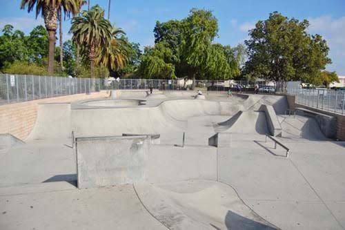 Anaheim West Skatepark