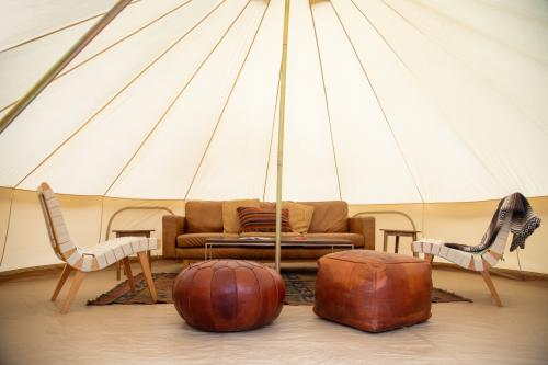 Yurt at Hyatt